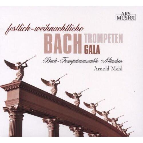 Bach-Trompetenensemble München - Bach-Trompeten-Gala - Preis vom 18.04.2021 04:52:10 h