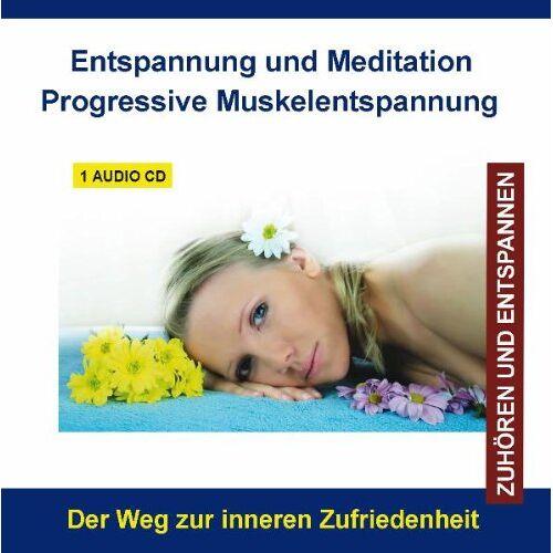Various - CD Entspannung und Meditation Progressive Muskelentspannung (PMR - Muskelrelaxation) nach Jacobson - Preis vom 06.09.2020 04:54:28 h