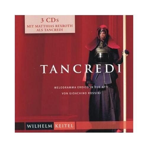 Matthias Rexroth - Rossini: Tancredi - Preis vom 13.04.2021 04:49:48 h