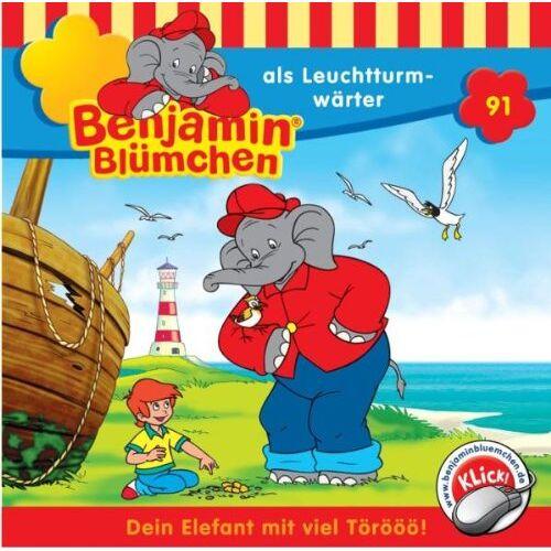 Benjamin Blümchen - Als Leuchtturmwärter - Preis vom 07.05.2021 04:52:30 h