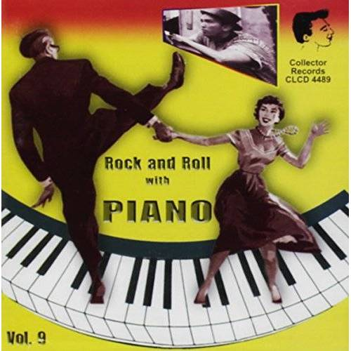 Rock - Vol.9-Rock & Roll With Piano - Preis vom 20.10.2020 04:55:35 h