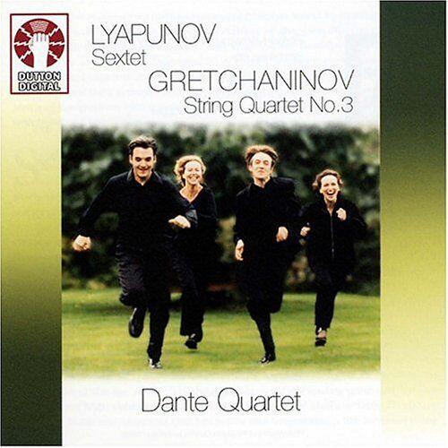 Lyapunov - Quartett Nr3 - Preis vom 20.10.2020 04:55:35 h