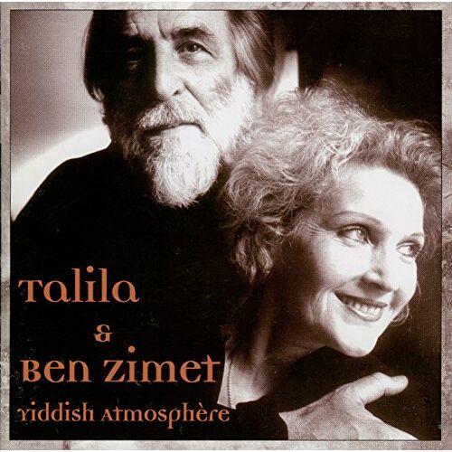 BEN ZIMET & TALILA - YIDDISH ATMOSPHERE (UK Import) - Preis vom 09.12.2019 05:59:58 h