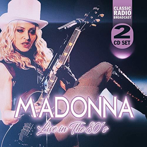 Madonna - Live In The 80s (2cd) - Preis vom 06.08.2020 04:52:29 h