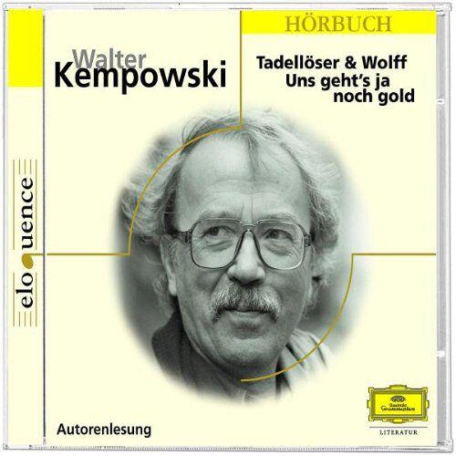 Walter Kempowski - Tadellöser und Wollff, Uns Gehts ja noch gold - Preis vom 23.10.2020 04:53:05 h