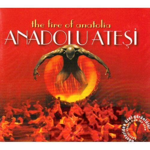 Fire of Anatolia - Anadolu Atesi - Preis vom 01.03.2021 06:00:22 h