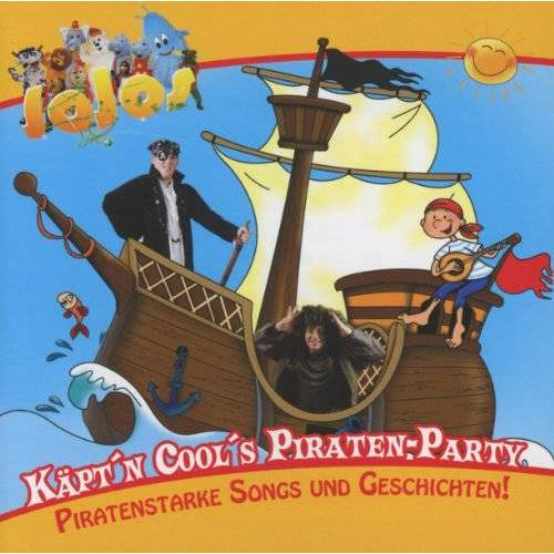 Jojos - Käpt'n Cool's Piraten-Party - Preis vom 26.02.2021 06:01:53 h