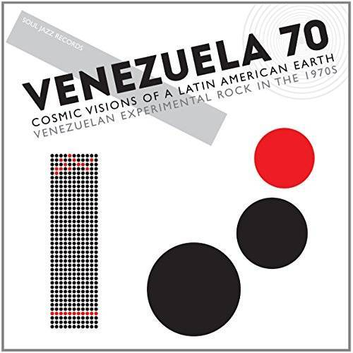 Soul Jazz Records Presents - Venezuela 70 - Venezuelan Experimental Rock In The 70s - Preis vom 03.11.2019 06:06:57 h