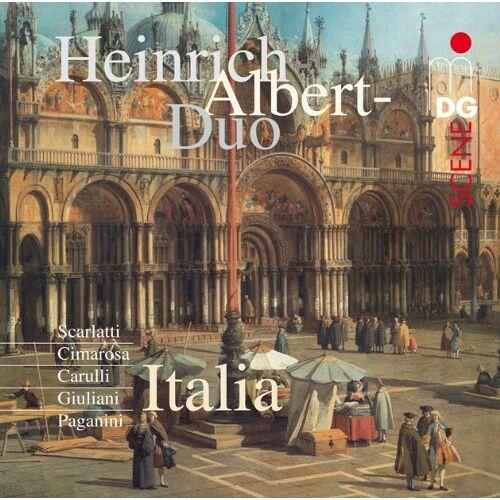 DUO Italia (Werke für Zwei Gitarren) - Preis vom 23.02.2021 06:05:19 h