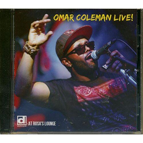 Omar Coleman - Omar Coleman Live! - Preis vom 06.09.2020 04:54:28 h