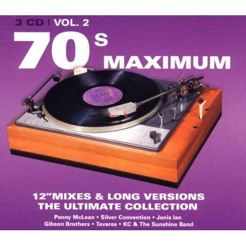 Various - Maximum 70'S Vol.2 - Preis vom 25.02.2020 06:03:23 h
