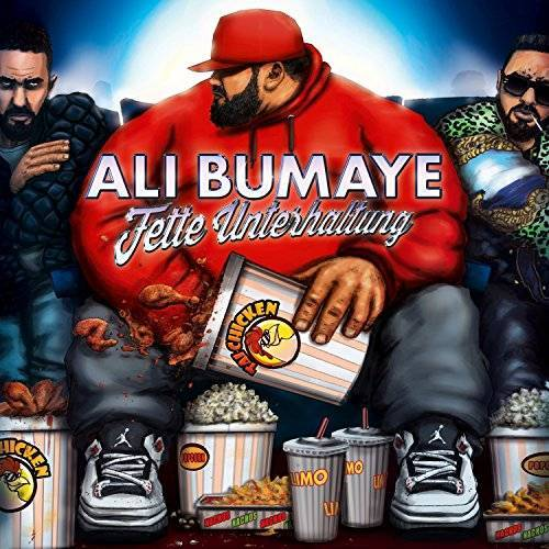 Ali Bumaye - Fette Unterhaltung - Preis vom 16.05.2021 04:43:40 h