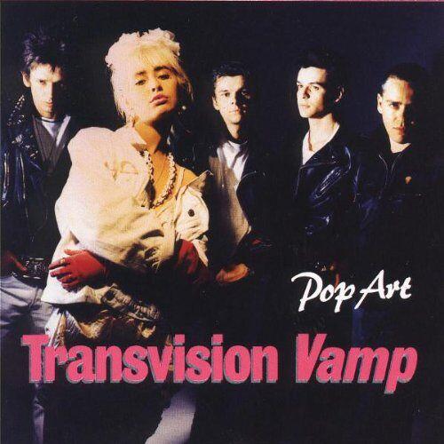 Transvision Vamp - Pop Art - Preis vom 20.10.2020 04:55:35 h