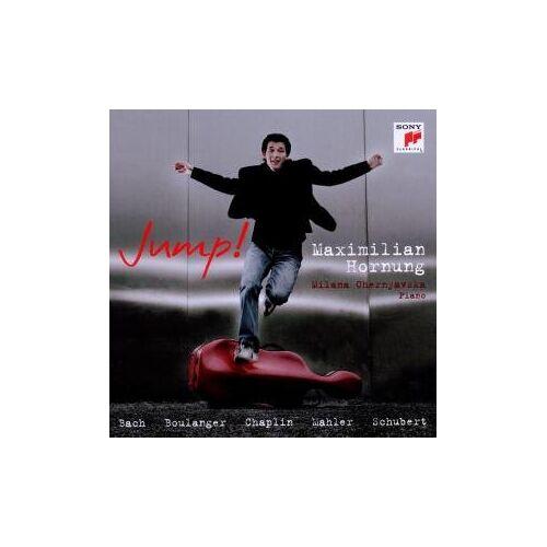 Maximilian Hornung - Jump! - Preis vom 09.04.2021 04:50:04 h