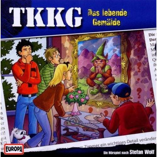Tkkg - 171/Das Lebende Gemälde - Preis vom 19.10.2020 04:51:53 h