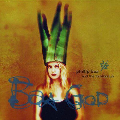 Phillip Boa - God - Preis vom 17.01.2021 06:05:38 h