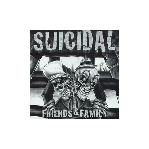 Suicidal - Suicidal Friends & Family - Preis vom 22.01.2021 05:57:24 h