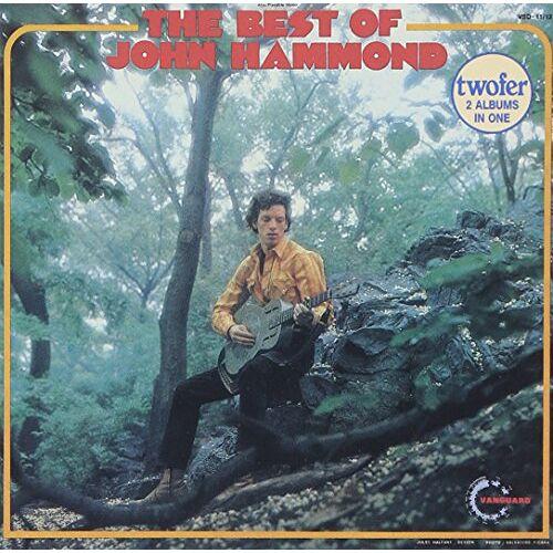 John Hammond - Best of John Hammond - Preis vom 01.03.2021 06:00:22 h