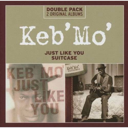 Keb' Mo' - Just Like You/Suitcase - Preis vom 05.09.2020 04:49:05 h