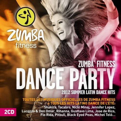 Various - Zumba Fitness Dance Party 2012 - Preis vom 31.03.2020 04:56:10 h