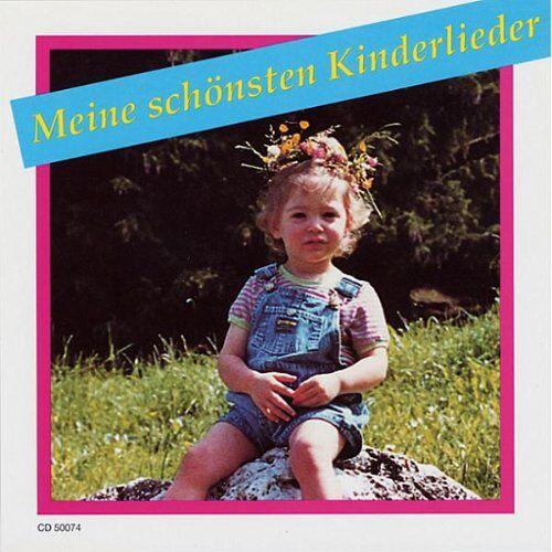Kinderlieder - Meine Schönsten Kinderlieder - Preis vom 19.01.2021 06:03:31 h
