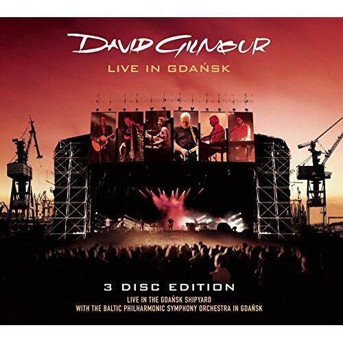David Gilmour - Live in Gdansk - Preis vom 15.04.2021 04:51:42 h