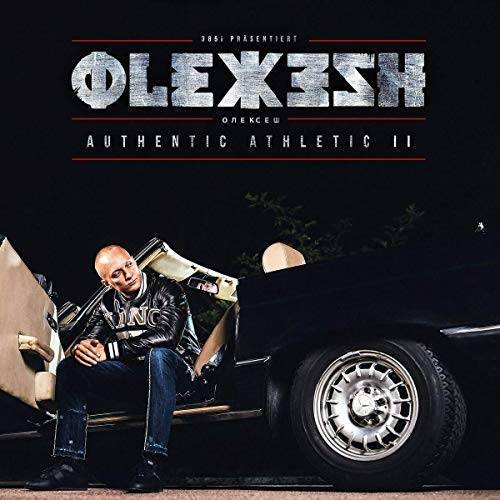 Olexesh - Authentic Athletic 2 (2cd) - Preis vom 14.04.2021 04:53:30 h