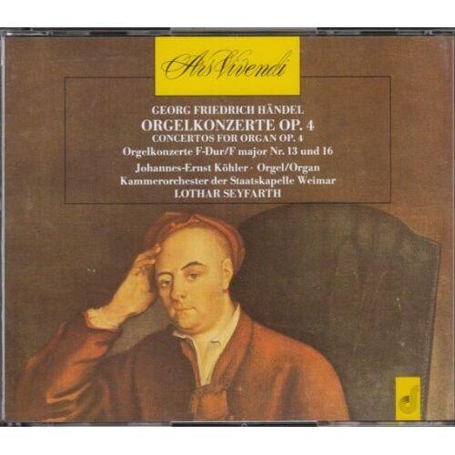 Köhler - Orgelkonzerte - Preis vom 07.05.2021 04:52:30 h