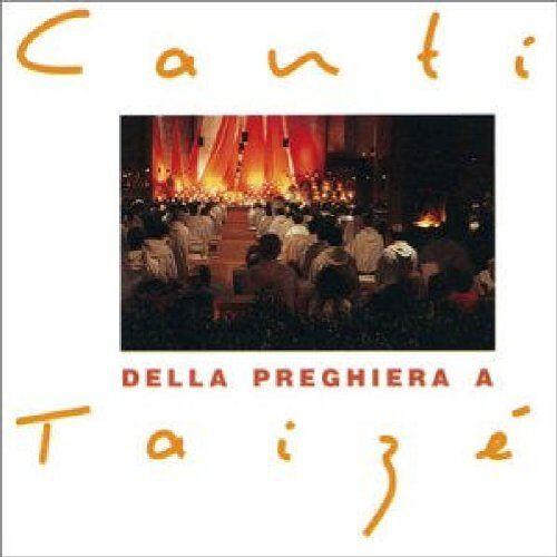 Taize - Canti Della Preghiera (Taize) - Preis vom 09.04.2021 04:50:04 h