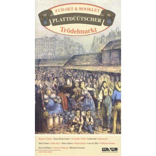 Various - Plattdüütscher Trödelmarkt - Preis vom 20.10.2020 04:55:35 h