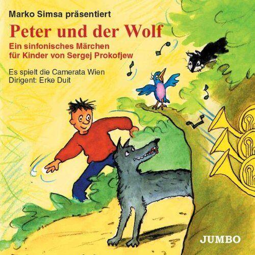 Marko Simsa - Peter und der Wolf - Preis vom 27.02.2021 06:04:24 h