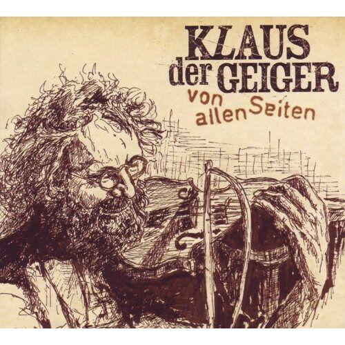 Klaus der Geiger - Von Allen Seiten - Preis vom 20.10.2020 04:55:35 h