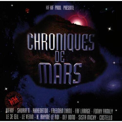 Various - Chroniques De Mars - Preis vom 09.05.2021 04:52:39 h