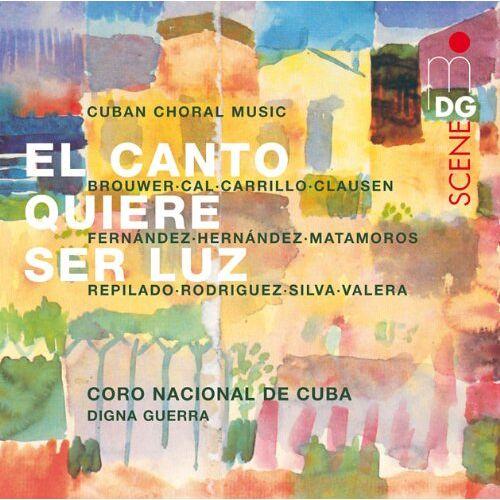 M.d. Guerra - El Canto Quiere Ser Luz - Preis vom 08.05.2021 04:52:27 h