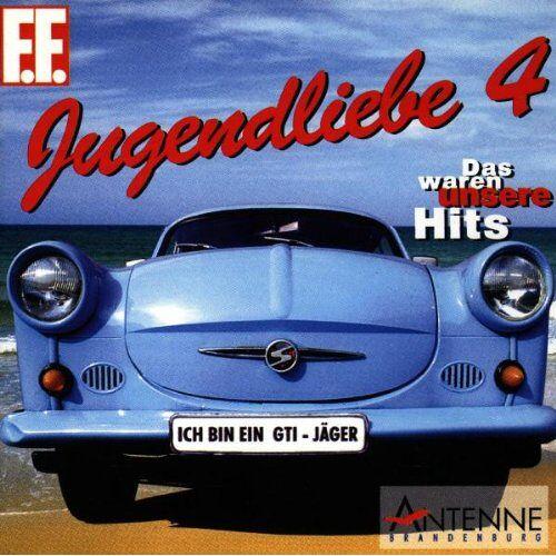 Various - Jugendliebe: Das waren unsere Hits 4 - Preis vom 20.10.2020 04:55:35 h
