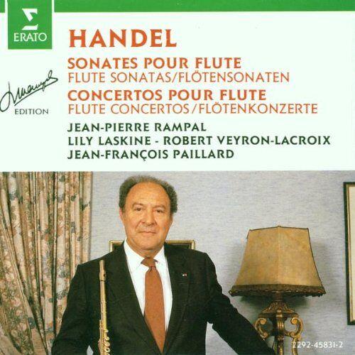 Rampal - Rampal-Edition (Werke von Händel) - Preis vom 18.10.2020 04:52:00 h