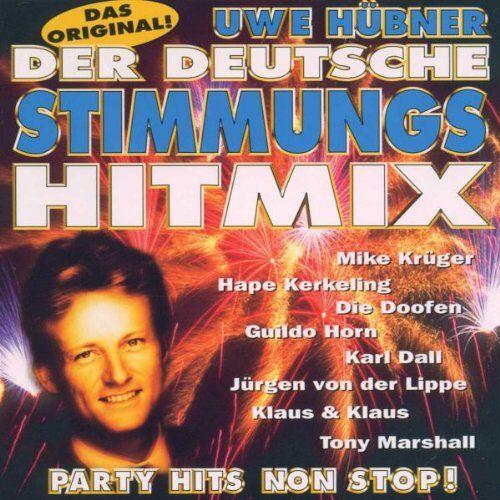 Div Deutsche Stimmungshitmix 1 - Der Deutsche Stimmungshitmix 1 - Preis vom 07.05.2021 04:52:30 h