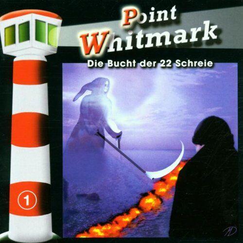 Point Whitmark - Point Whitmark-Folge 1: Die Bucht der 22 Schreie - Preis vom 06.05.2021 04:54:26 h