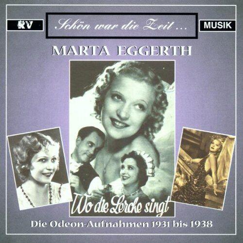 Marta Eggerth - Wo die Lerche Singt - Preis vom 21.04.2021 04:48:01 h