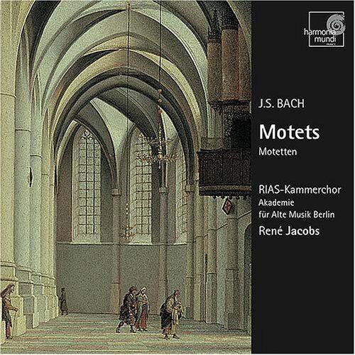 Jacobs - Motetten BWV 225-230 - Preis vom 05.03.2021 05:56:49 h