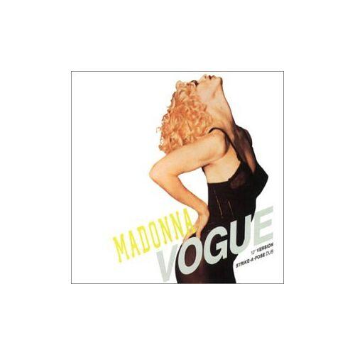 Madonna - Vogue/Vogue - Preis vom 27.02.2021 06:04:24 h