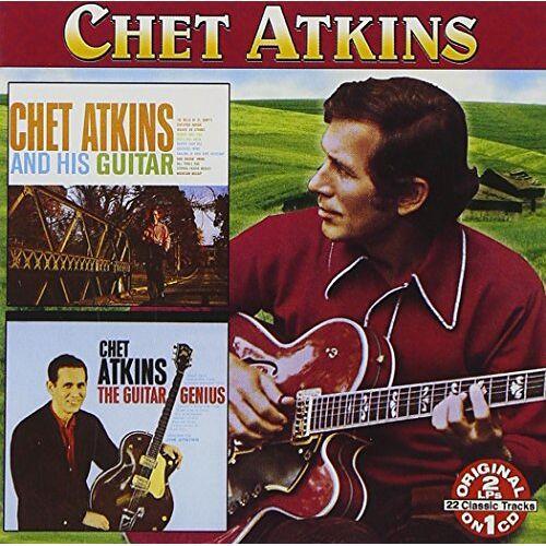 Chet Atkins - Chet Atkins & His Guitar-Early - Preis vom 20.10.2020 04:55:35 h