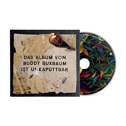 Buddy Buxbaum - Unkaputtbar (CD) - Preis vom 29.05.2020 05:02:42 h