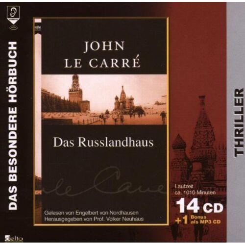 Nordhausen, Engelbert von - Das Russlandhaus - Preis vom 20.10.2020 04:55:35 h
