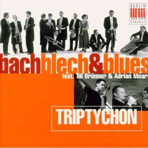 Bach, Blech & Blues - Bach, Blech und Blues - Preis vom 24.10.2020 04:52:40 h