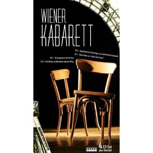 Various - Wiener Kabarett - Preis vom 07.05.2021 04:52:30 h