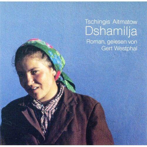 Tschingis Aitmatow - Dshamilja. 2 CDs - Preis vom 20.10.2020 04:55:35 h