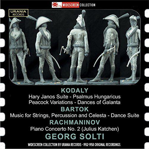 Solti - Sir Georg Solti Dirigiert - Preis vom 20.10.2020 04:55:35 h