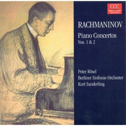 Various - Rachmaninow: 1.& 2. Klavierkon - Preis vom 05.09.2020 04:49:05 h