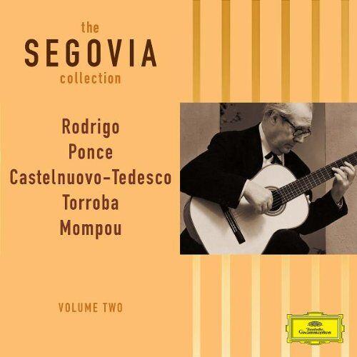 Andres Segovia - Segovia Collection,the/Vol.2 Werke Gitarre Solo 1 - Preis vom 24.01.2021 06:07:55 h